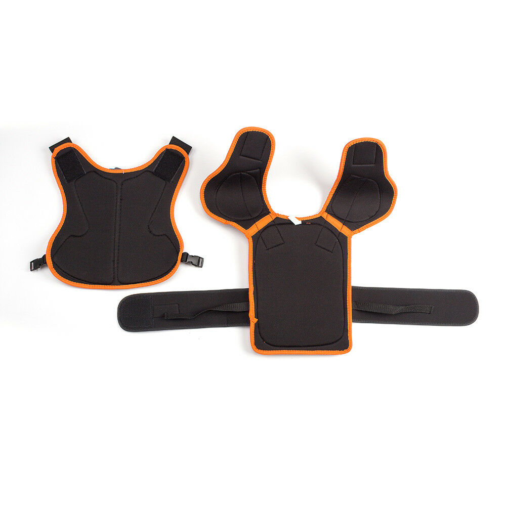 Pe Kids Body Chest Spine Protector Armor Protective Vest