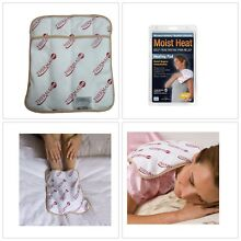 Thermalon Microwave Activated Moist Heat Pad for Shoulder, Abdomen, Back,