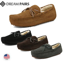 DREAM PAIRS New Soft Men's Au-Loafer Moccasins Fashion Slippers US Size