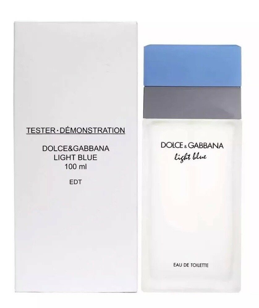 Dolce Gabbana Light Blue 3 3 Oz 100ml Women Perfume D Amp G