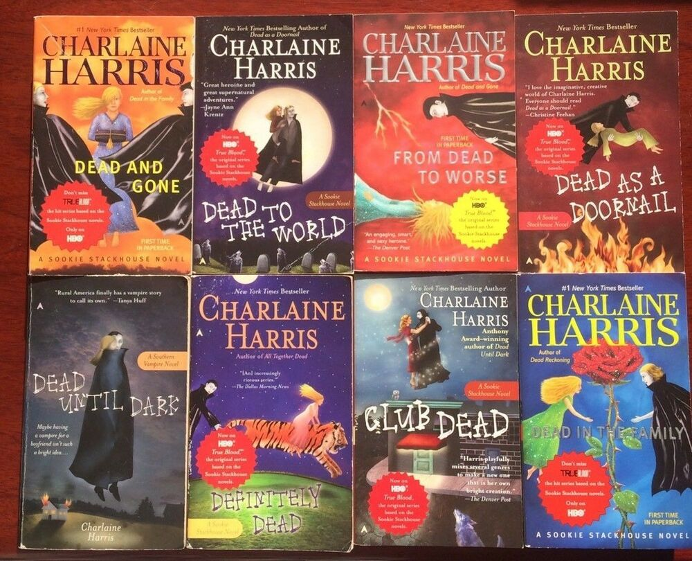 sookie stackhouse novels free download
