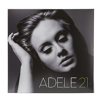 Adele - 21 (2011) FREE DELIVERY