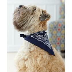 Dog Bandana Over The Collar LAT Doggie Skins Accessories many Colors & Patterns