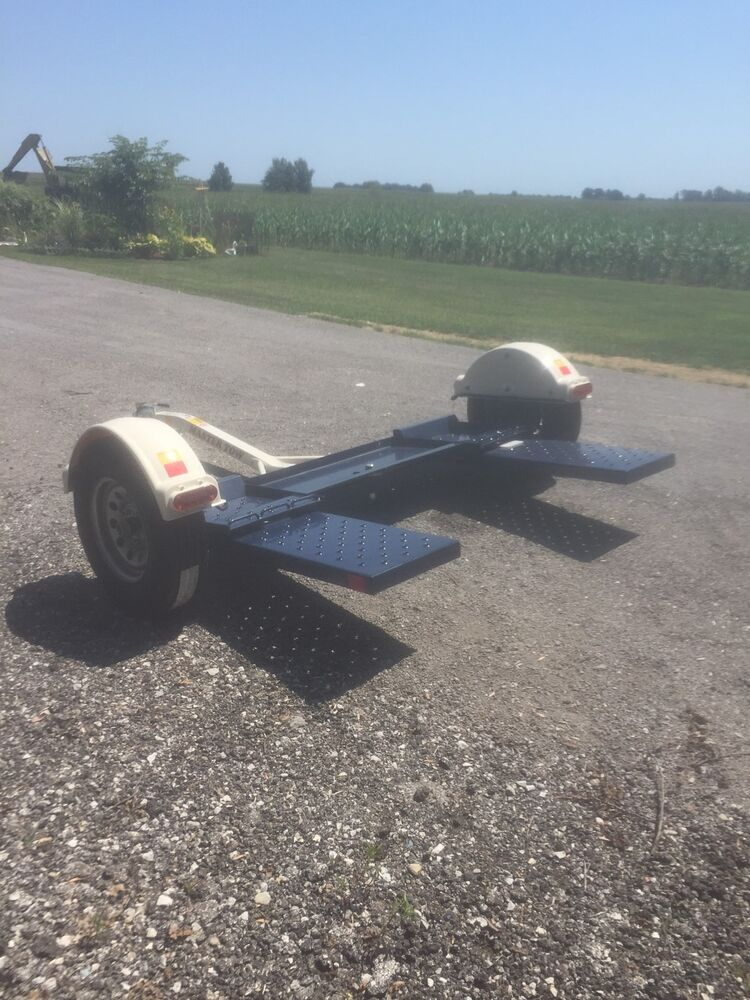 2019 New Mastertow Car Tow Dolly Trailer With Brakes Nr Ebay