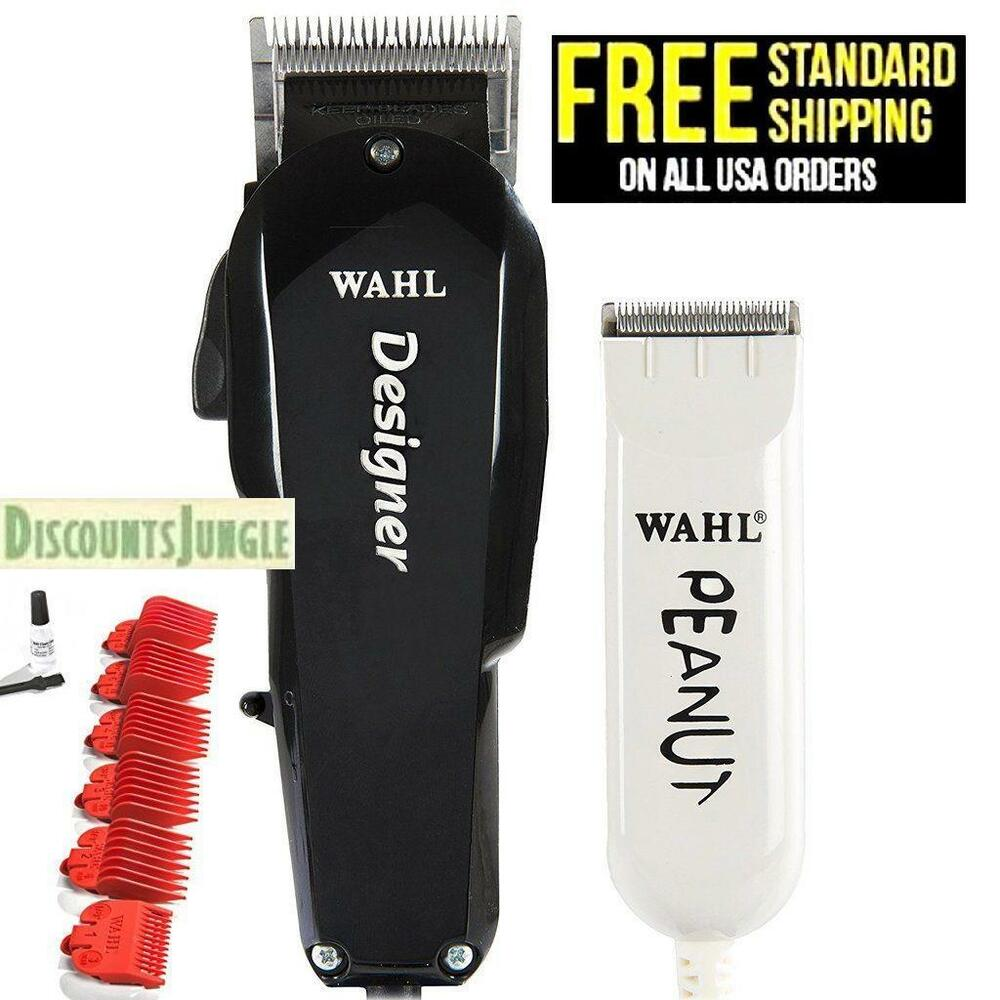 Wahl Clipper Classic Series 1 Usa Professional All Star Designer Clip And Peanut Combo Trimmer 8331 43917833101 Ebay