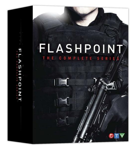 NEW - Flashpoint - The Complete Series