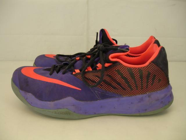 210b4db3c26 Details about Nike Mens sz 11 45 Zoom Run The One James Harden Shoes  653636-565 Purple Sneaker