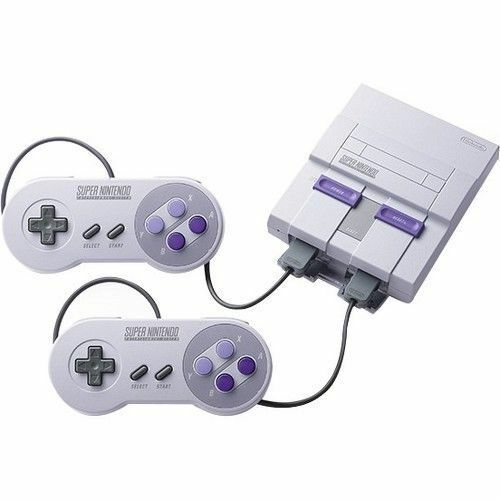 new snes classic mini edition super nintendo entertainment system 45496590758 ebay