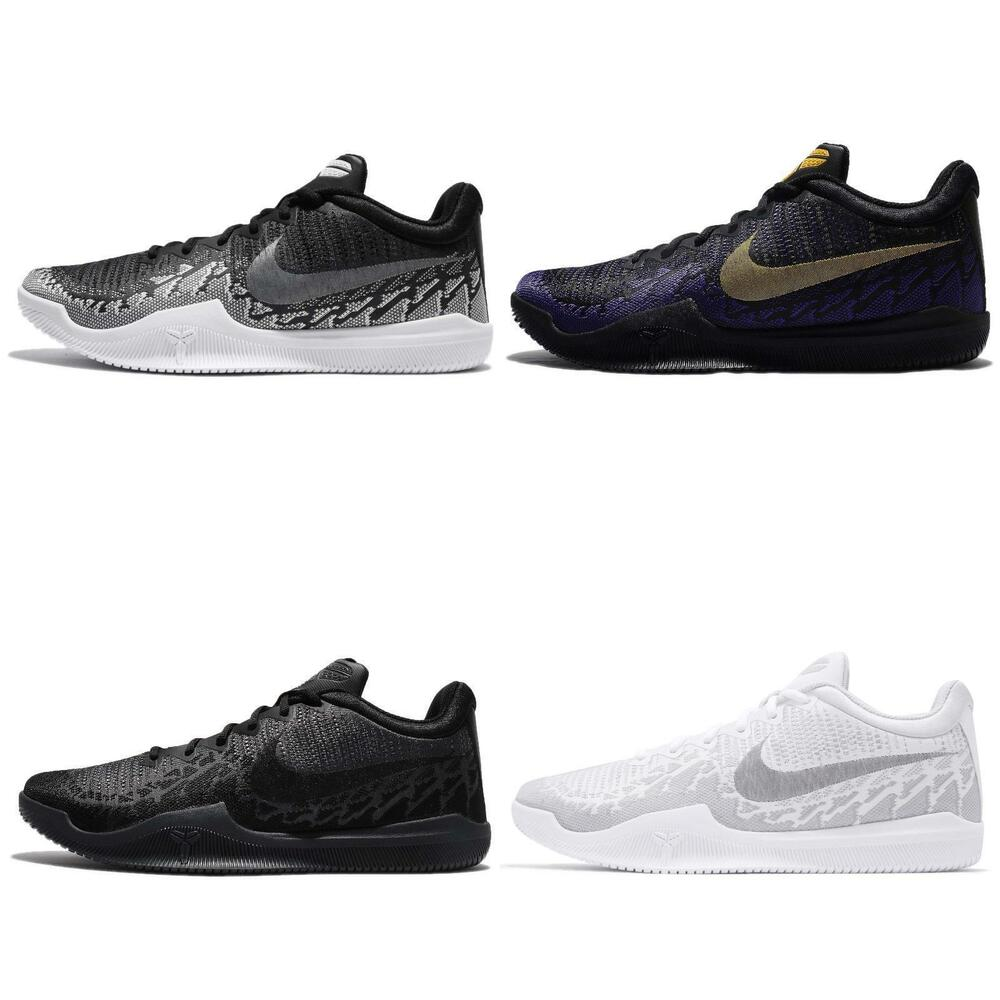3ea3ee88590c Details about NEW Nike Kobe Mamba Rage   AD   Mentality Shoes Mens Sizes  NBA Basketball Lakers