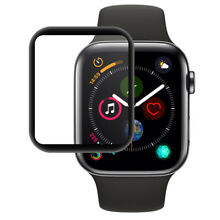 Full Size Tempered Glass Screen Protector for Apple Watch (Series 4, Size 44mm)