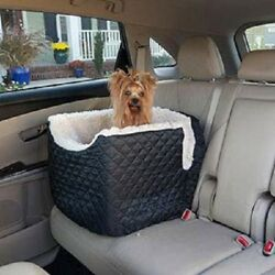 Lookout Car Seats Travel With Dogs, Safe Comfortable With Security Straps Small