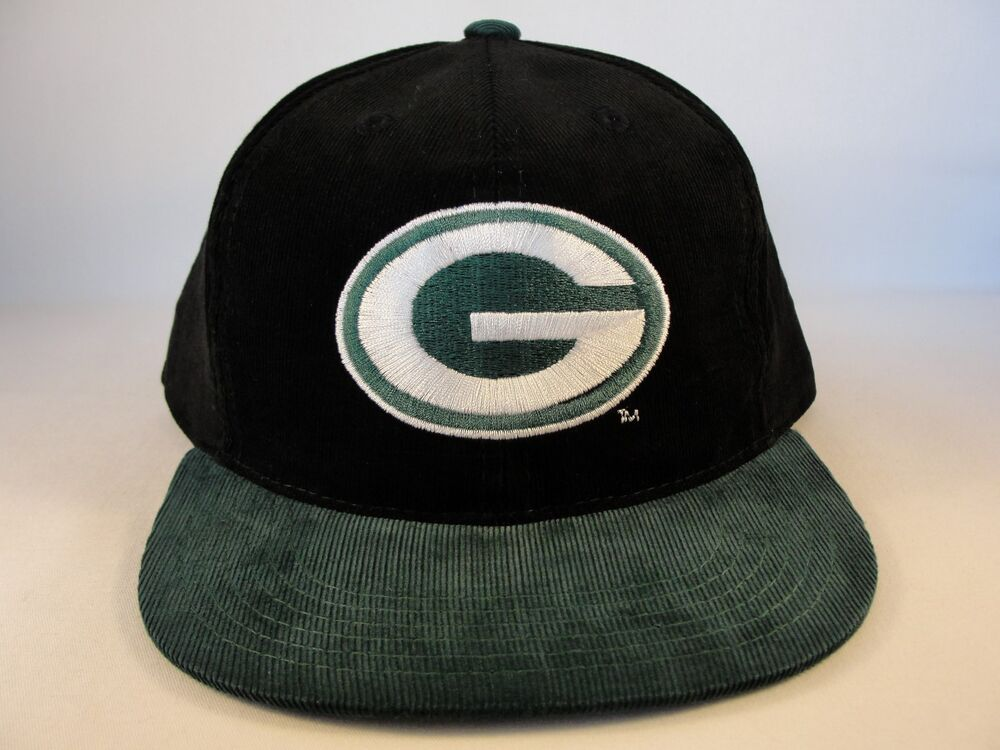 4474b112181b26 Details about Kids Youth Size Green Bay Packers NFL Vintage Snapback Cap Hat  American Needle