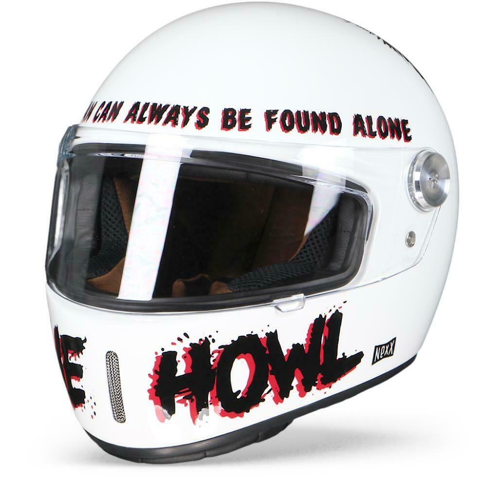 e6566300 Details about Nexx X.G100R XG100R Lone Howl Wolf Vintage Classic Helmet -  New! Free Shipping!