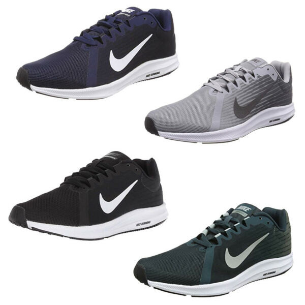 new style 8ab9e a0d51 Nike Downshifter 8 Uomo Running 908984 COLOR COLLECTION new