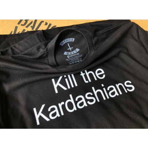 Kill The Kardashian's tee shirt
