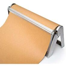 Wrapping Paper Roll Cutters - Holder & Dispenser For Butcher Freezer Craft Rolls