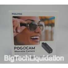 PogoTec PogoCam: Tiny, Removable Photo & HD Video Camera for Your Glasses #cGm1