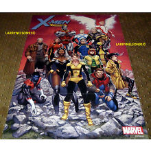 PHOENIX X-MEN POSTER MARVEL 24X36 WOLVERINE X-23 JUBILEE KITTY PRYDE CYCLOPS USA