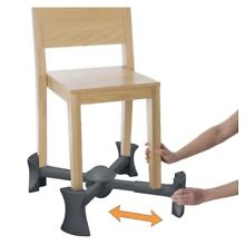 Kaboost Portable Chair Booster. Charcoal
