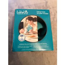The Beebo Hand Free Bottle Holder (Teal)