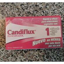 Candiflux One Day Yeast Infection Treatment 1 Day Oral