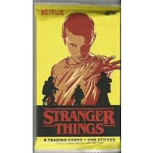 2018 Topps Stranger Things Guaranteed Patch/Auto/Medal/Relic Hot Pack