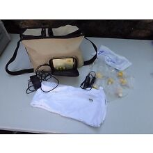 Medela Pump-In-Style Advanced Double Breastpump with Adapter & Many Accessories