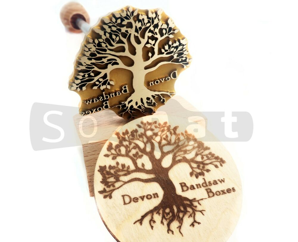 Details About Custom Branding Iron For Wood Leather BBQ Burning Stamp