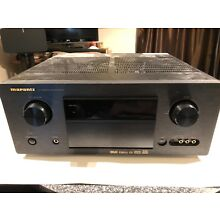 Marantz SR8500 7.1 Channel 875 Watt AV Surround Receiver w/ Power Cord