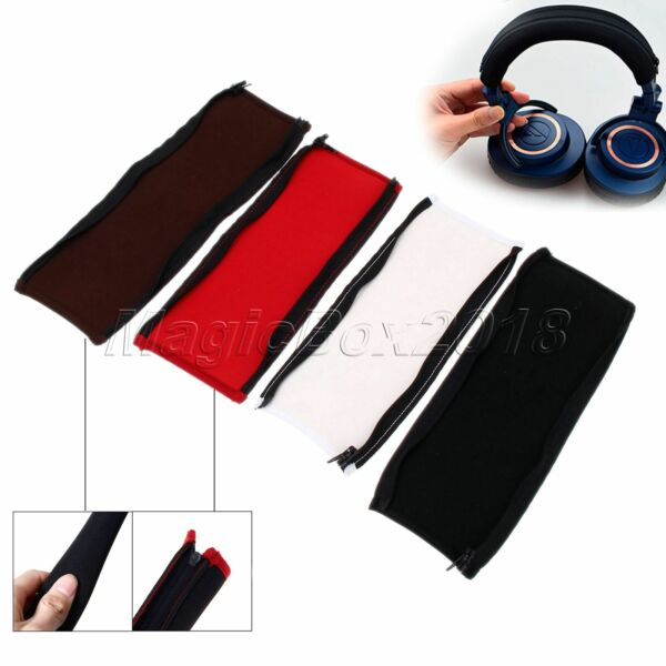 Replacement Headband Cushion Cover fit For ATH-M50X M30X M40X Headphone Headset