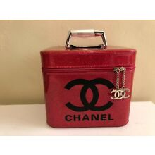 Chanel VIP GIFT cosmetic makeup case bag with purchase. New