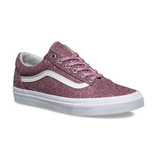 Details about Vans LUREX GLITTER - OLD SKOOL Womens Shoes (NEW) ALL SIZES  Bling FREE SHIPPING dbf698932