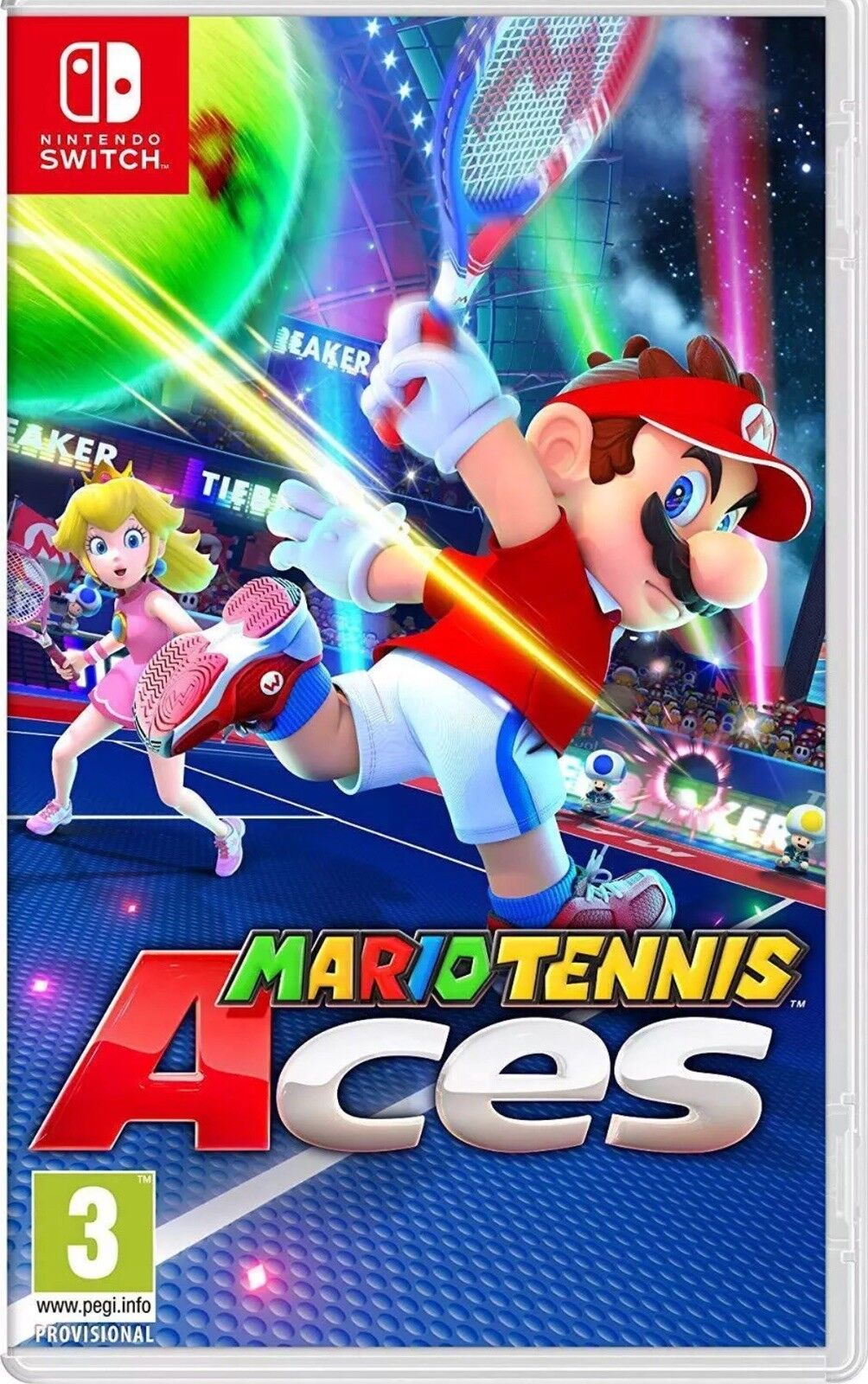 UPC 045496592639 product image for Mario Tennis Aces - Nintendo Switch | upcitemdb.com