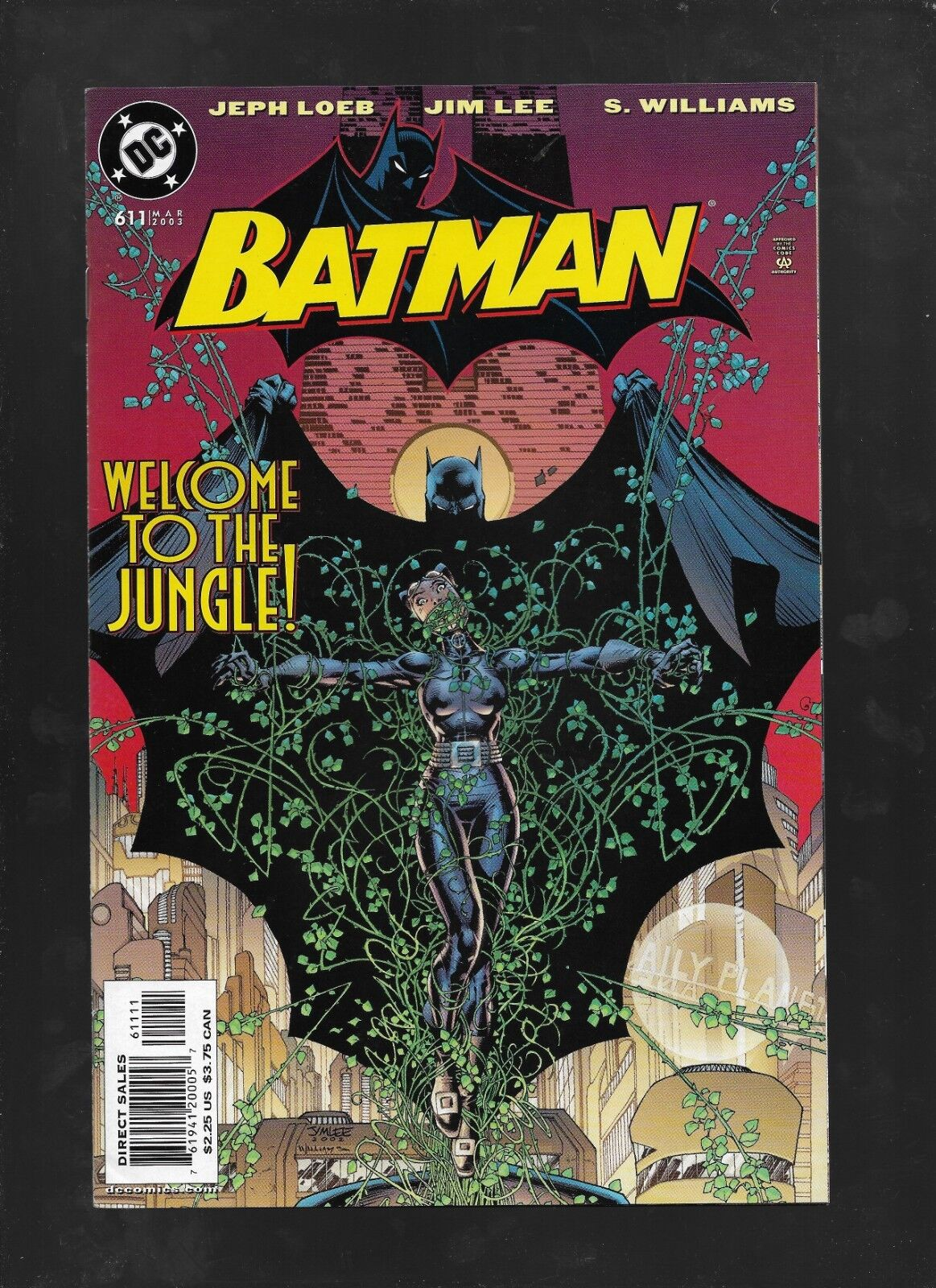 UPC 761941101057 product image for Batman 611 - Welcome To The Jungle - (nm-) 2003 | upcitemdb.com