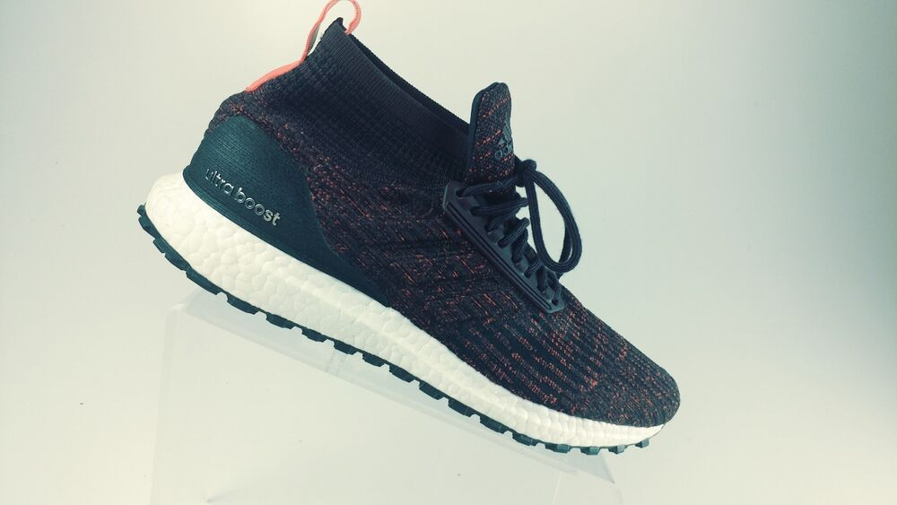 finest selection afe45 558f5 Details about Adidas Ultra Boost ATR All Terrain Mid Burgundy S82035 Size 9