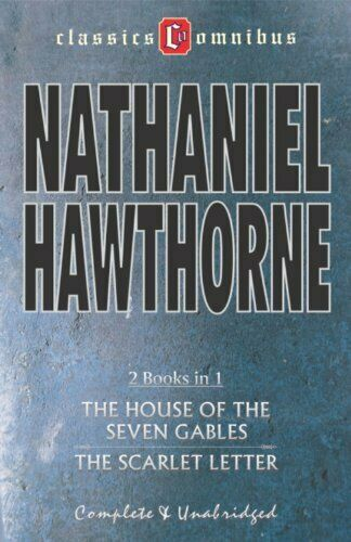 Details About The House Of Seven Gables Scarlet Letter By Nathaniel Hawthorne Book