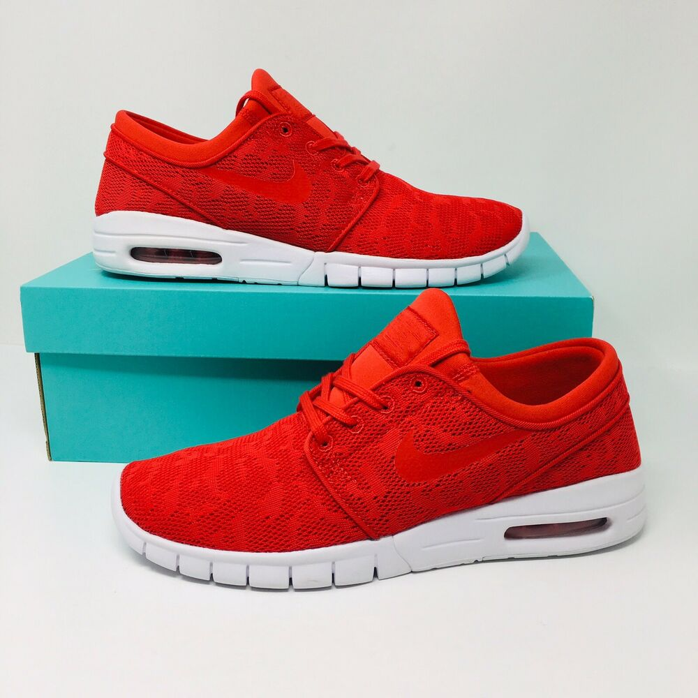 cceb747489 Details about *NEW* Nike SB Stefan Janoski Air Max (Men Size 10.5) Running  Shoes Skate Sneaker
