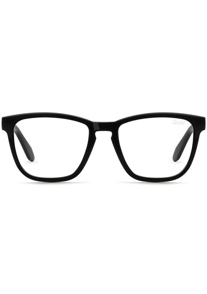 3272d2b1146 NEW QUAY AUSTRALIA Blue Light Hardwire Glasses in Black - SALE  9343963032956