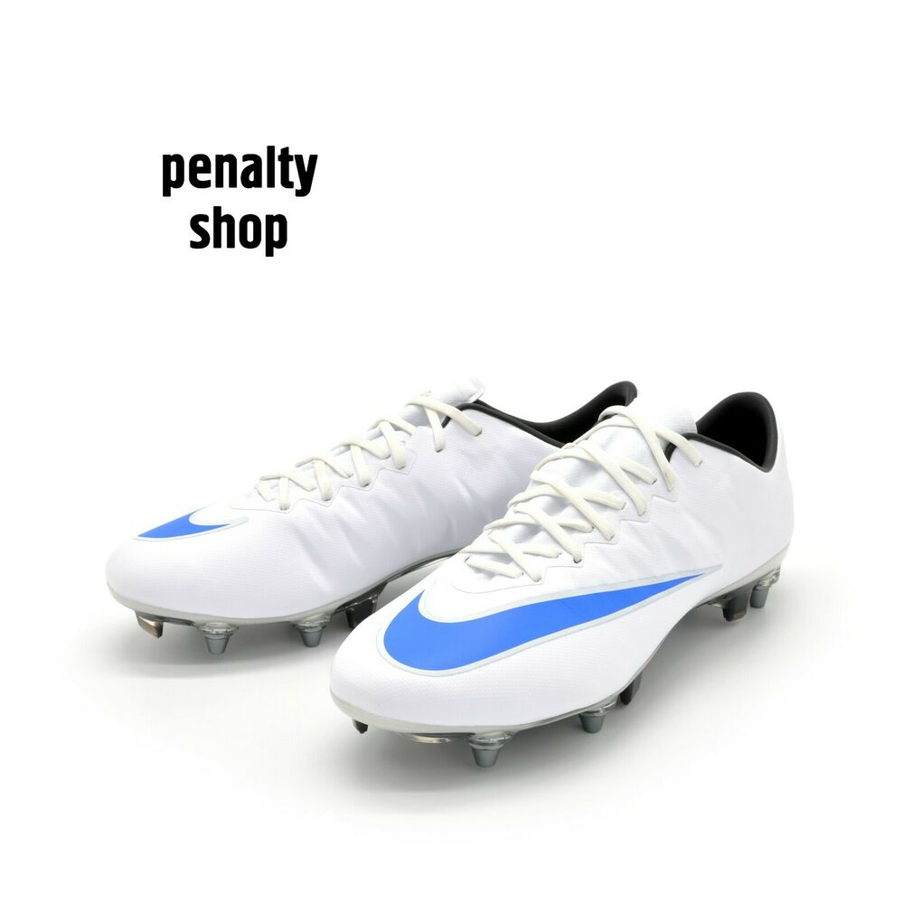 on sale 83440 91626 Details about Nike Mercurial Vapor X ID SG Made in Italy Montebelluna RARE  Limited Edition