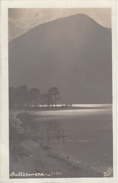 Atmospheric View, BUTTERMERE, Cumberland RP