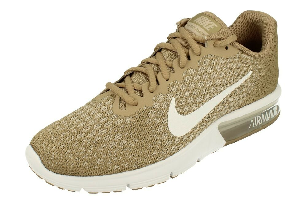 bcf2e9ff07 Details about Nike Air Max Sequent 2 Mens Running Trainers 852461 Sneakers  Shoes 200