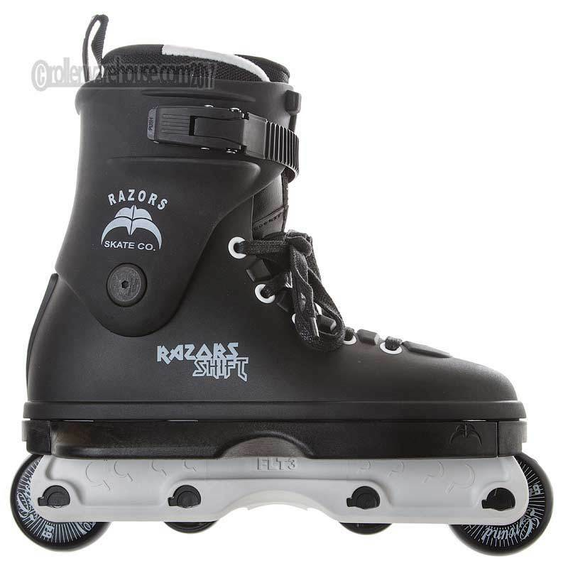 Razors Shift 2 Aggressive Inline Skates Mens 10.5 NEW Inlineskating-Artikel