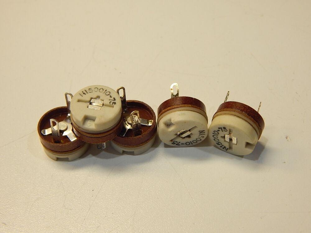Variable Adjustable Ceramic Trimmer Capacitor 10 75pf