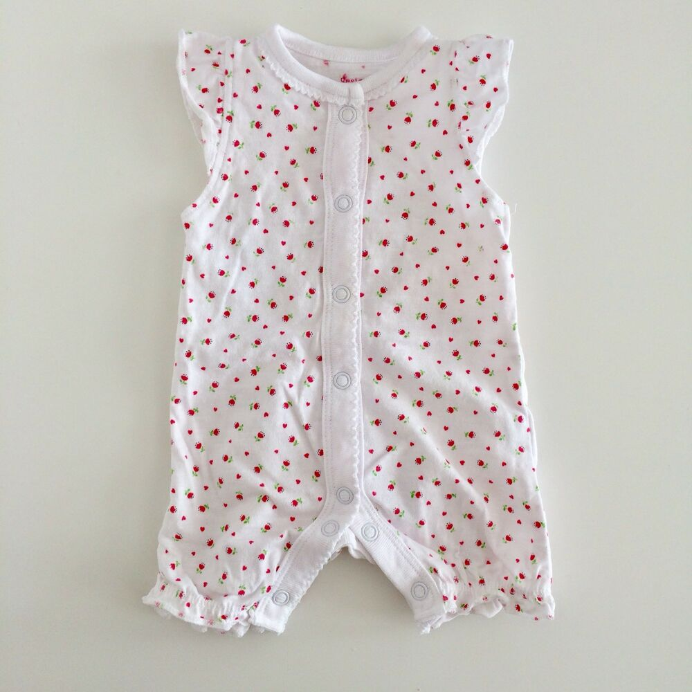 New Small Treasures Baby Pink Jumpsuit Size 6-9months Free Shipping!!! Girls' Clothing (newborn-5t)