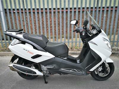 Peugeot Satelis 400 RS (17) White 7400 ODO MILES ( NEW ENGINE FITTED JAN /2019 )
