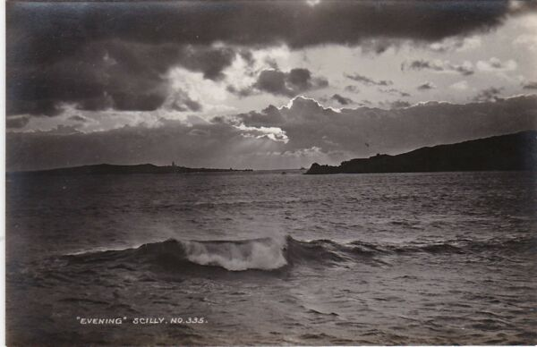 Atmospheric Scene, EVENING, Isles Of Scilly RP