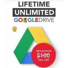 ➡️UNLIMITED GOOGLE DRIVE FOREVER