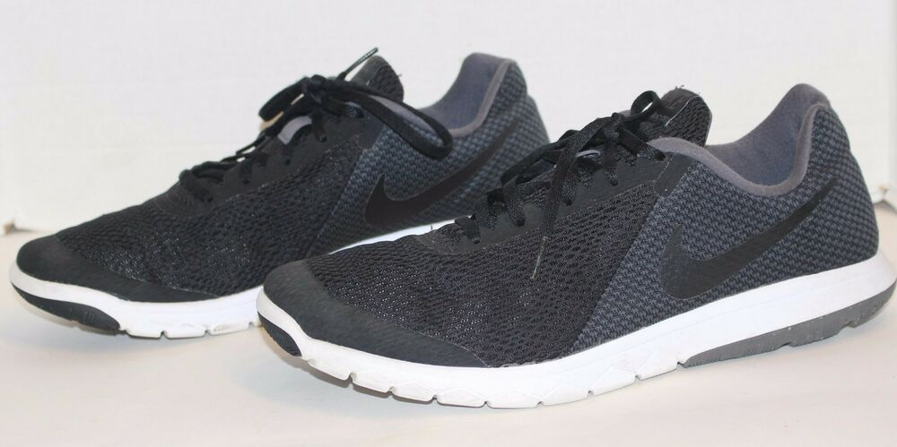 ef10fdbe7d93 Details about Gently Used Nike Flex Experience RN 6 RUN Mens Running Shoes  881802-001 Sz 11