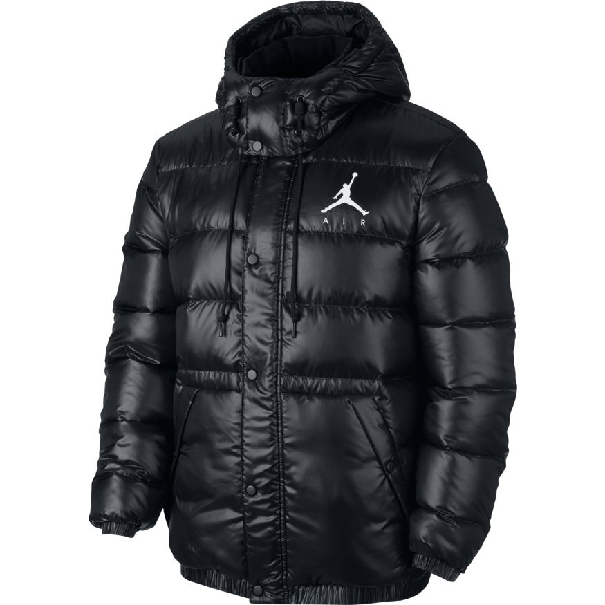 4d828e8b Details about Mens NIke Air Jordan Sportswear Jumpman Puffer Jacket Winter  AA1957-010 Large
