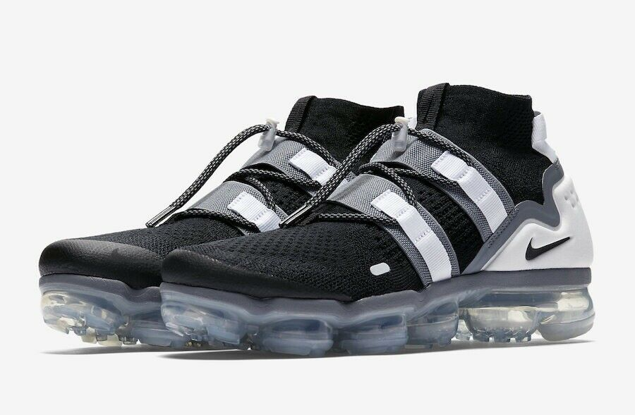 14d04f8027ff2 Details about Brand New Mens Nike Air Vapormax FK Utility AH6834-003 Black  Size 10.5
